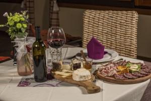 menu cucina bergamasca ospite a cena