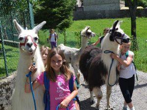 Vacanze avventura con i bambini in montagna a Bergamo