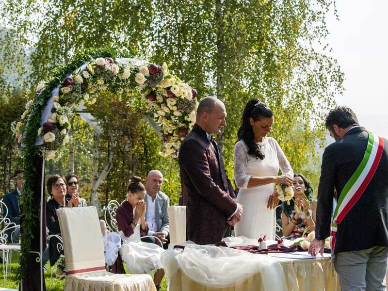 Matrimonio civile a Bergamo