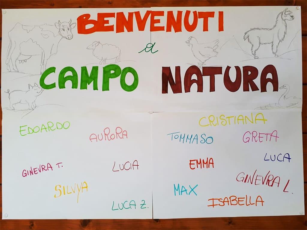 Campi estivi Bergamo - 2019
