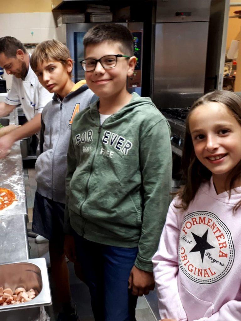 Campi estivi Bergamo - 14/20 luglio - cucina - 1