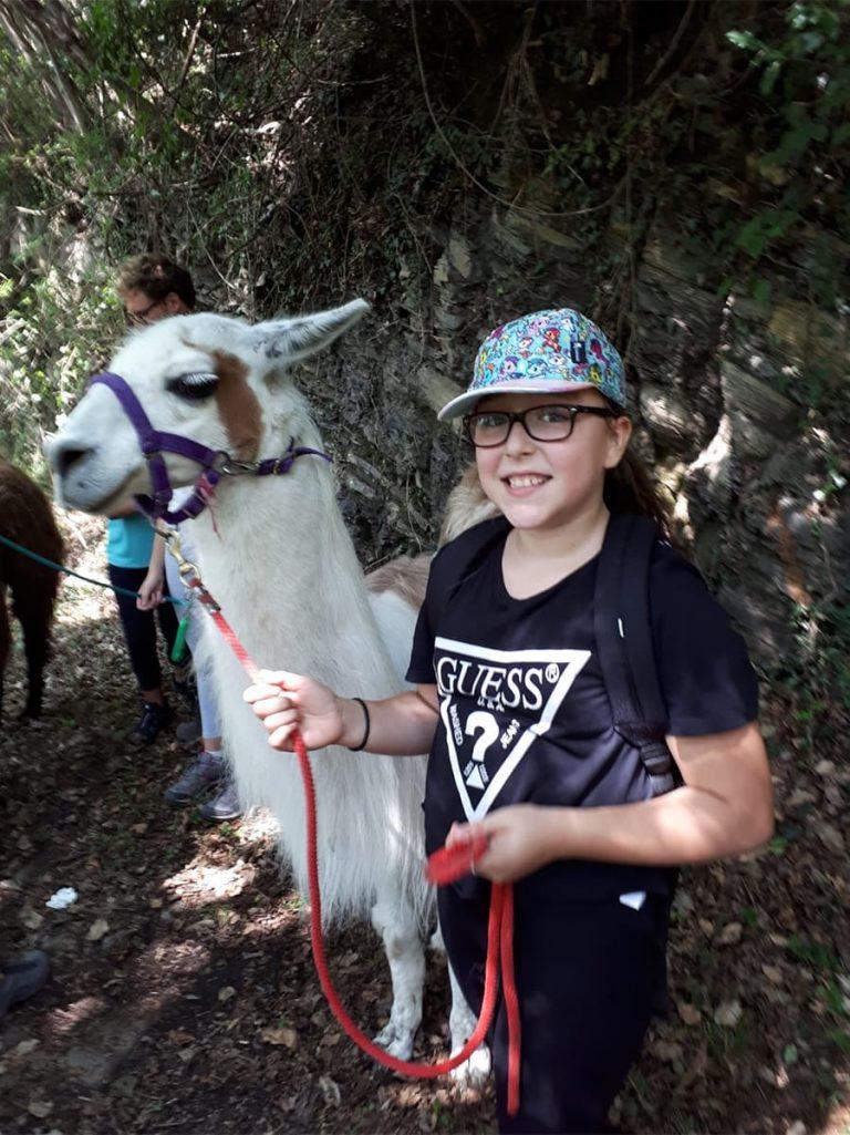 Campo estivo Bergamo - trekking con i lama - 21/27 luglio 2019 - 1