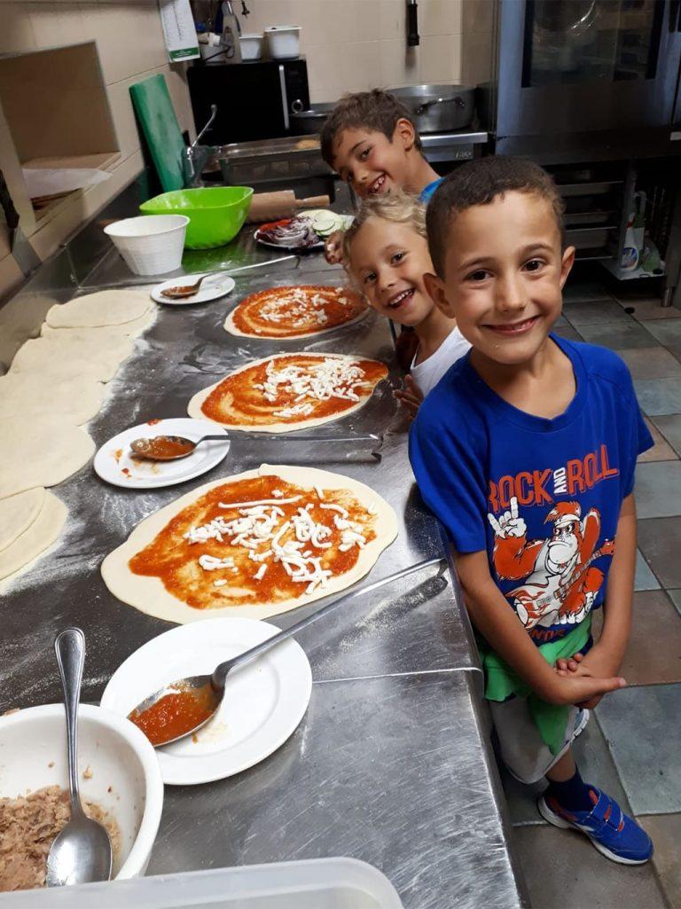 Campi estivi Bergamo - 28 luglio/3 agosto - cucina - 1