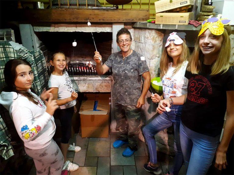 Campi estivi Bergamo 2019 - 28 luglio/3 agosto - grigliata
