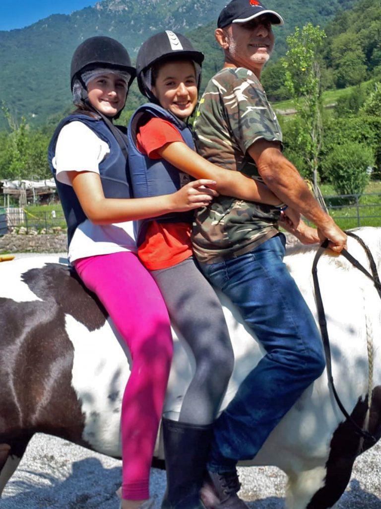 Campo estivo Bergamo - equitazione - 22/27 luglio 2019 - 1