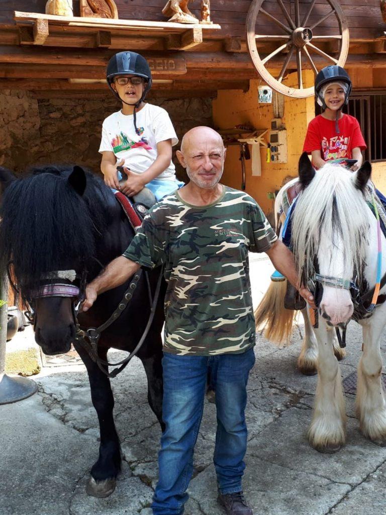 Campo estivo Bergamo - equitazione - 28 luglio/3 agosto 2019 - 1