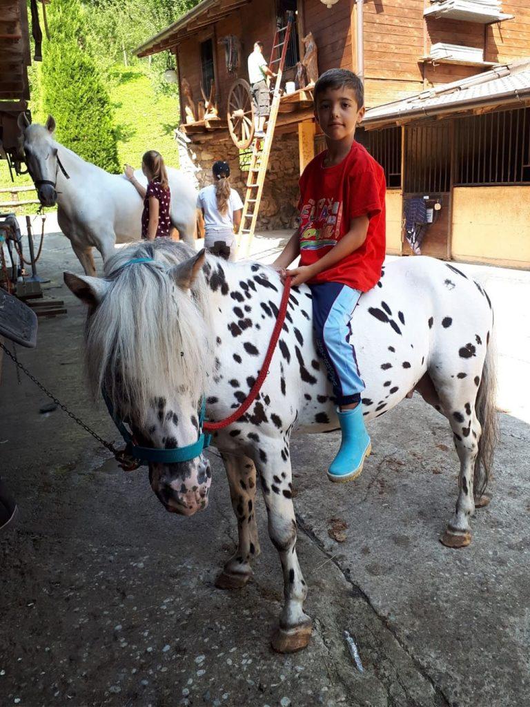 Campo estivo Bergamo - equitazione - 28 luglio/3 agosto 2019 - 3