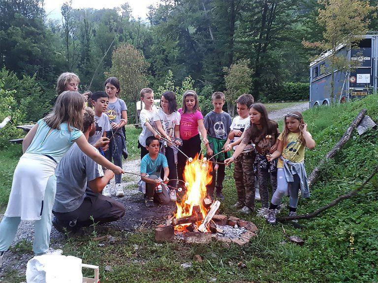 Campi estivi Bergamo 2019 - grigliata