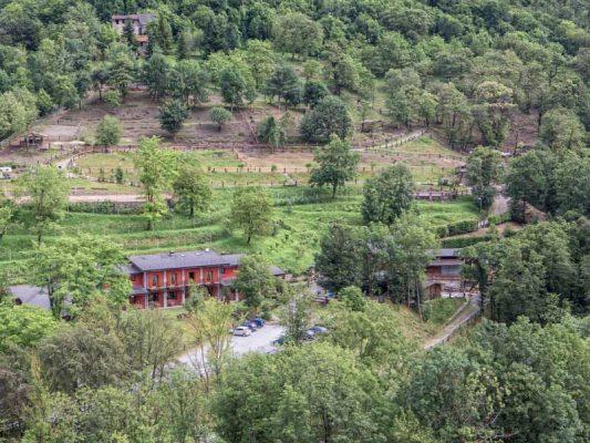 Agriturismo Scuderia della Valle - Panoramica